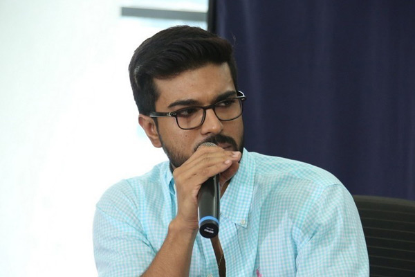 More nervous as producer than actor: Ram Charan Interview