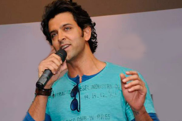 My kids can't escape my stardom Hrithik Roshan Interview