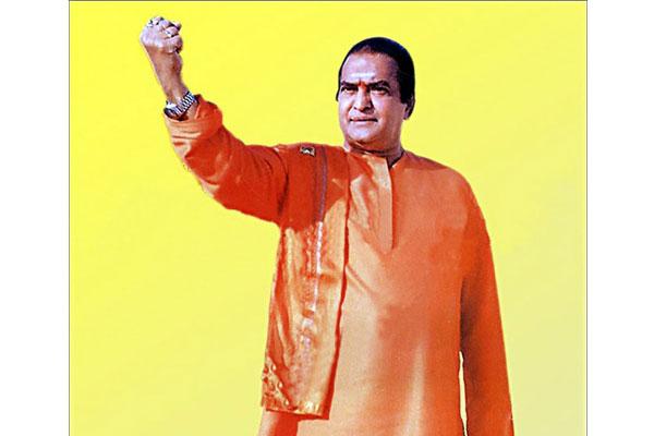 21st death anniversary of legendary film actor NT Rama Rao