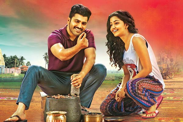 Shatamanam Bhavathi first Day Boxoffice Collections, Sarwanand's Shatamanam Bhavati 1st day collections in andhra telangana, Shatamanam Bhavathi area wise collections