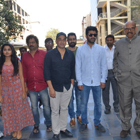 Shatamanam Bhavati Kurnool Success Tour