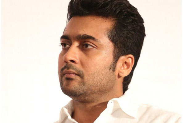 Suriya comes roaring at PETA, sends legal notice for 'baseless allegations'