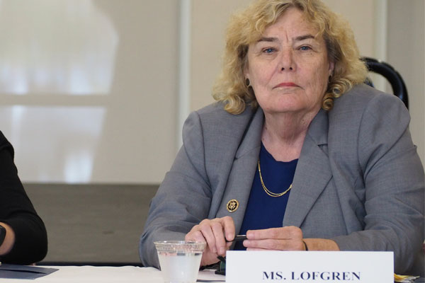 Zoe Lofgren's H1B reform bill hits Indian IT, H1B visa, hib policy, Trump ,immigration reform, H1B visa holder $130,000 per annum