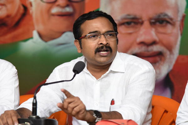 BJP predicts early assembly polls in Telangana