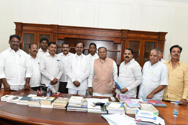 KCR focus on Most Backward Classes, to set up a Corporation, Most Backward Classes Development Corporation in telangana, KCR special comprehensive plan for the development MBCs