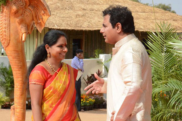 KTR gets US University invitation, Kavitha invited for Women Parliamentarians meet