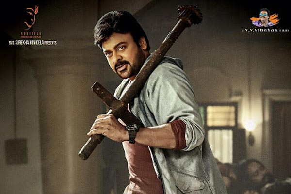 Khaidi No. 150 overseas collections