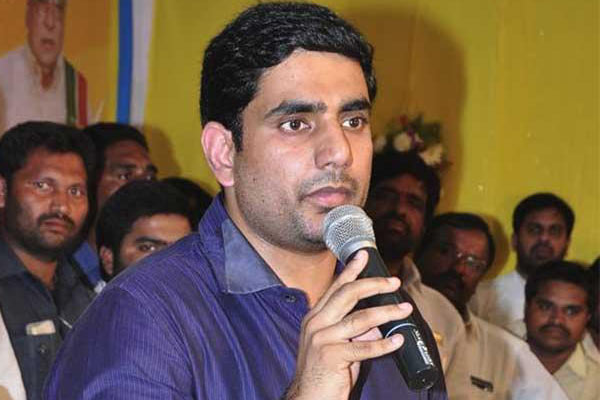 Lokesh's back door entry makes many TDP leaders upset