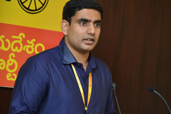 Lokesh to contest from East Godavari as MLC, Chandrababu Naidu, TDP Cabinet, Andhra tdp cabinet reshuffle