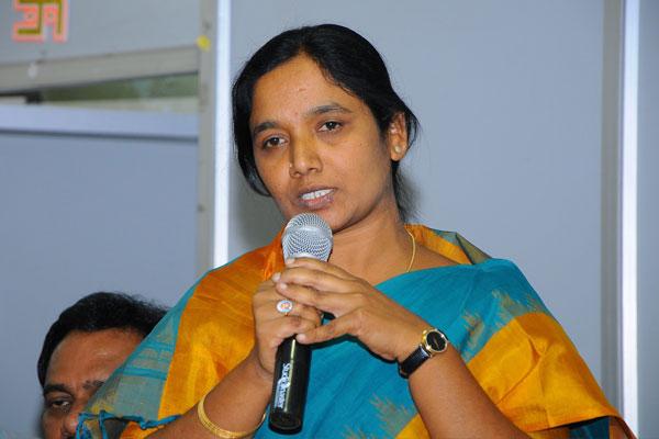 Paritala-Sunitha