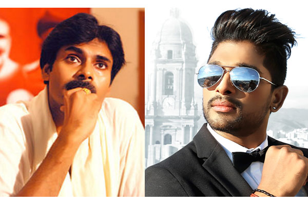 Pawan Kalyan and Bunny fans resort to ugly spamming