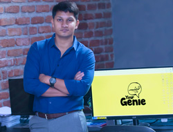 Ravi Chandra-Founder Your Genie