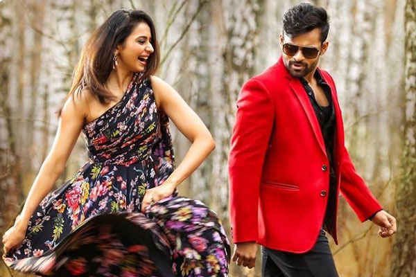 Sai DharamTej Winner Collections