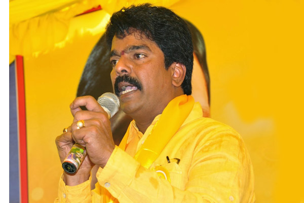 YSRCP is behind Sri Reddy & Ram Gopal Varma – Bonda Uma