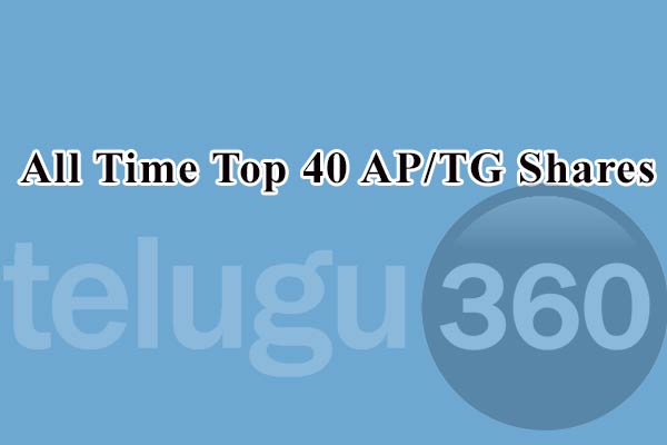 All Time Top 40 AP/TG Shares