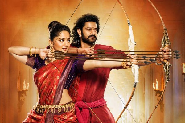 Baahubali 2 New Poster: Katappa, Baahubali And The Cliffhanging Moment