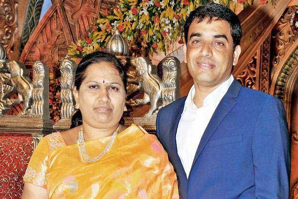 Producer Dil Raju's Wife Anitha Dead