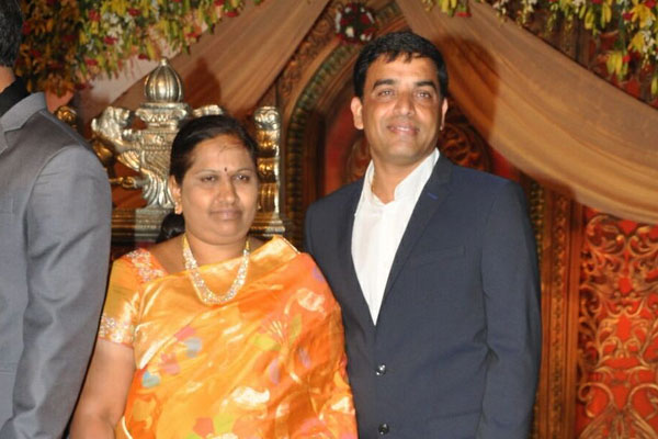 Producer Dil Raju's Wife Anitha Dead
