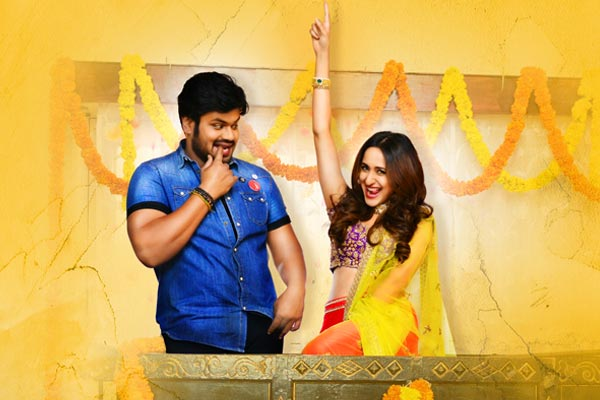 Gunturodu Review : A routine mass masala film !