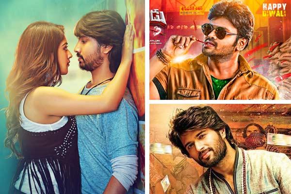 Kittu Unnadu Jagratha, Dwaraka and Gunturodu weekend for Telugu films in overseas
