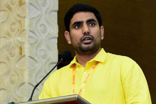 Four months after taking oath, Minister Lokesh says not every CM's son is like Jagan