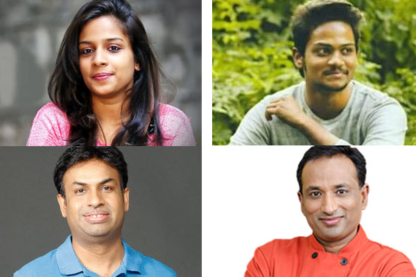 Meet the Youtube Top Guns from Telugu States