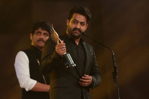 NTR's gesture appreciated by film industry