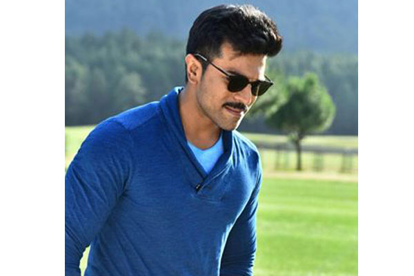Charan to surprise with dual shades ?