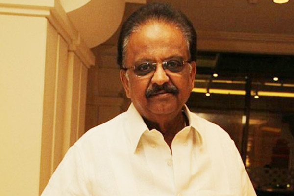 SP Balasubrahmanyam recovering well, nation praying for his health