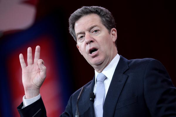 Sam Brownback, Indians are valuable welcome in Kansas,