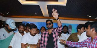 Allu Arjun Birthday Celebrations at FNCC , Allu Sirish Nagababu at Allu Arjun Birthday Celebrations at FNCC Photos, Allu Arjun Fans Celebration his Birthday
