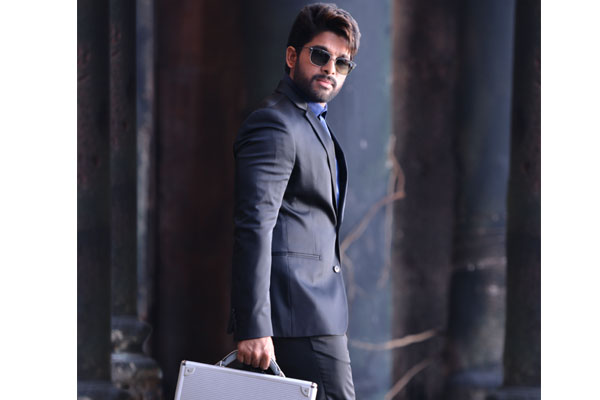 Allu arjun dj on 23rd june