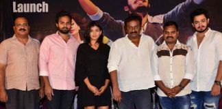 Angel Teaser Launch Photos, Hebah Patel and Naga Anvesh Angel Movie Teaser Launch