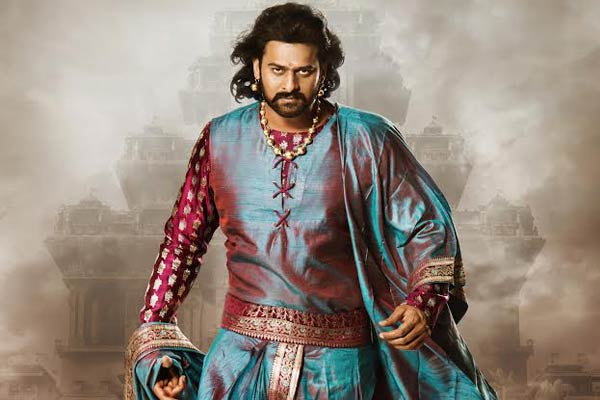 Prabhas delighted with Rajamouli's Special Gift