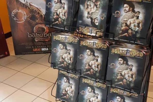 PR :Baahubali First Indian film releasing in 4 languages across Canada