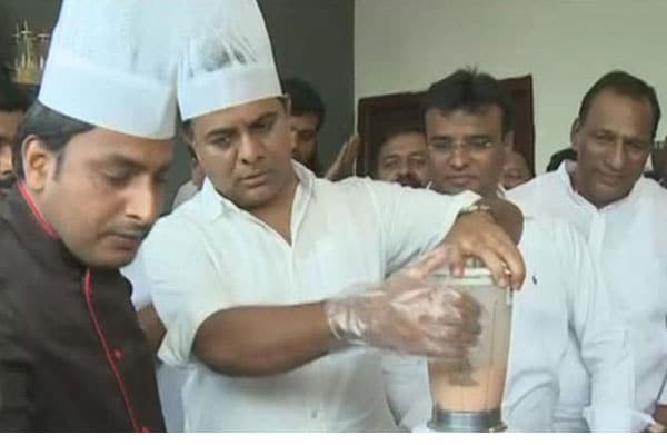 KTR excels  as an ICE CREAM MAKER