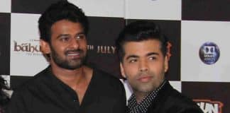 Karan Johar wants to launch Prabhas in Bollywood Karan Johar wants to launch Prabhas in Bollywood