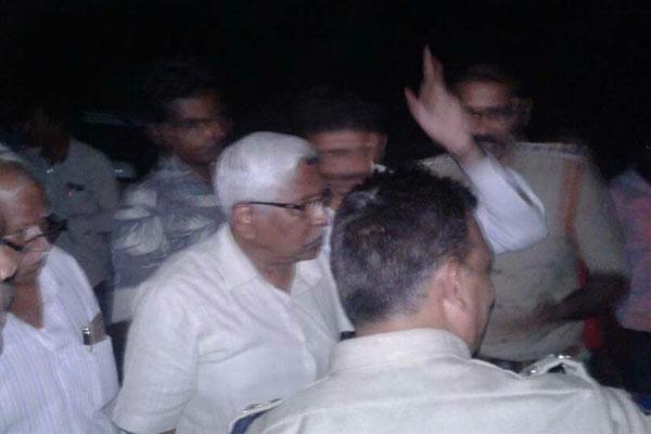 TJAC Chairman Kodandaram arrested again