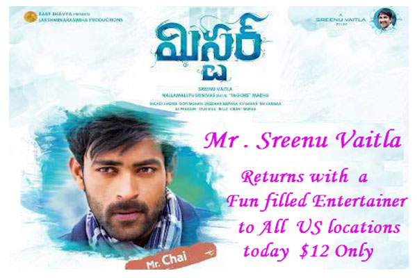 Mister Premier shows confirmed in USA