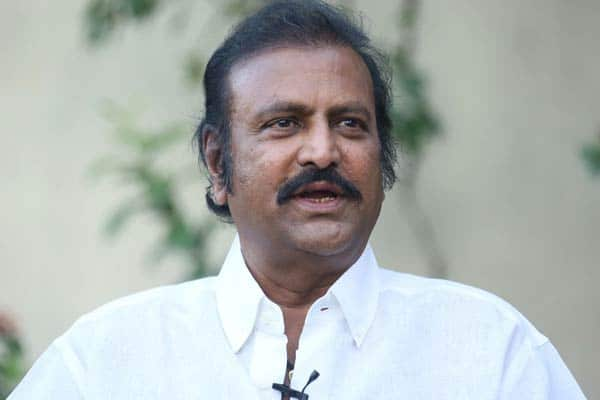 Mohan Babu to remake Dhanush's Film