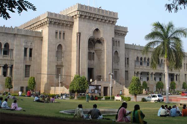 Osmania-University Hyderabad