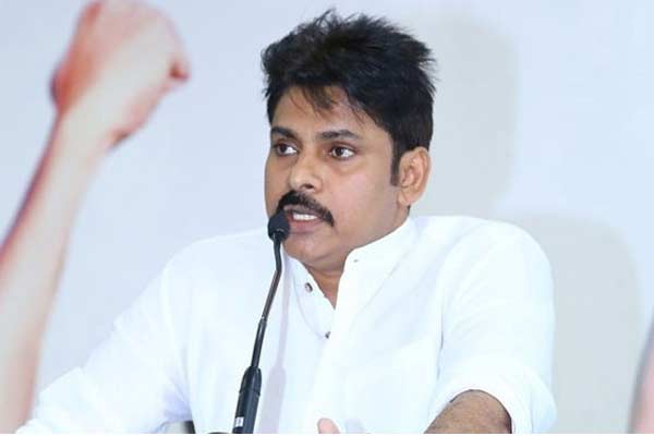 Pawan Kalyan backtracks on Special Category Status protests