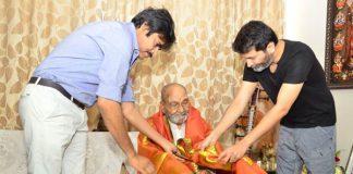 Pawan & Trivikram Congratulate K Vishwanath for Dadasaheb Phalke Honor
