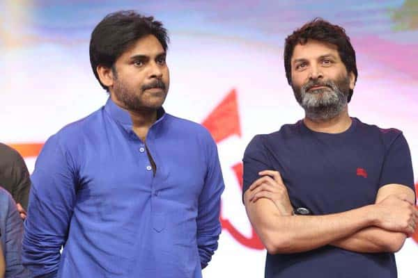 Pawan – Trivikram back with a Folk Song