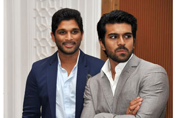 Allu Arjun voice over for Charan is just a rumour