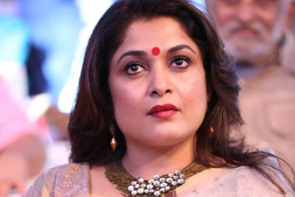 Overwhelmed by love and support: Ramya Krishnan