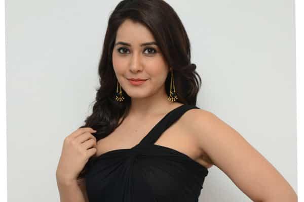 Rashi Khanna replaces Mehreen for Nithiin's next