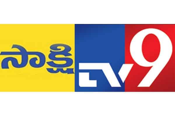 TV9 Ravi Prakash meeting CBN is fake news by Sakshi