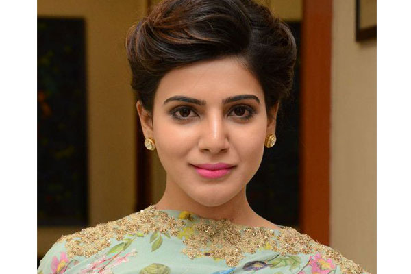 Samantha joins RC11 shooting in Rajahmundry from today