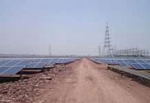 Solar Park in Kurnool